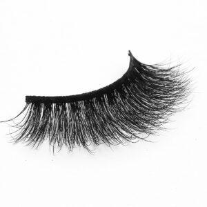 luxury mink strip lashes ln63