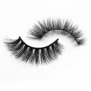 mink false eyelashes fake lashes ln67
