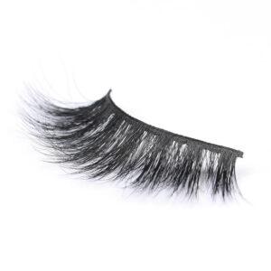Factory Supply Lovely Lashes 3D Mink Eyelashes MT110