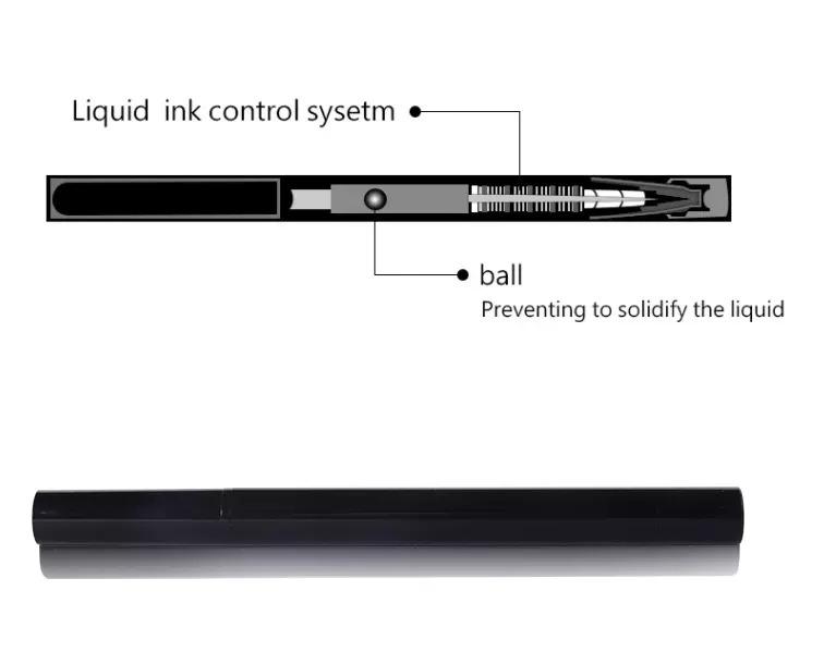 Magic Gule Eyeliner Pen 3D mink Eyelash Glue Eyeliner False Lash Glue