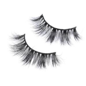 Hot selling 3D mink eyelash come from eyelash vendor in China